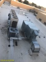 Commercial Building Air Conditioning System Maintenance & Repairs