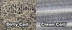 Coil Cleaning Annual Maintenance