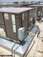 Commercial Air Conditioning Unit Replacement