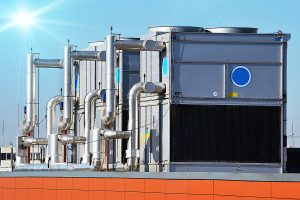 Industrial Air Conditioning Units